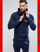 Спортивный мужской зимний  костюм Puma (Пума)