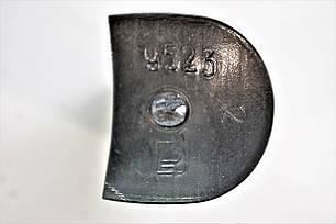 Каблук женский пластиковый 9523 р.2  h-9,0 см., фото 2