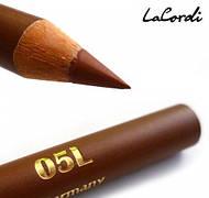 """Олівець для губ LaCordi """"Care & Easy"""" №05L Кава з молоком"""