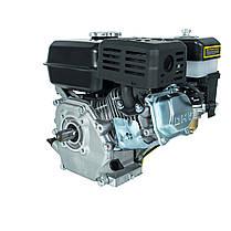 Двигун бензиновий Кентавр ДВЗ-210БШЛ (7,5 л. с., шліц, вал 25мм), фото 3