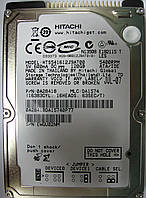 HDD 120GB 5400rpm 8MB IDE 2.5 Hitachi HTS541612J9AT00 EWGU02NM, фото 1