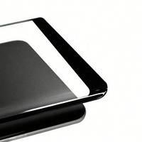 Защитное стекло 3D  FULL  GLUE  Samsung S 10  (изогнутое) черное, фото 1