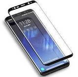Защитное стекло 3D  FULL  GLUE  Samsung S 10  (изогнутое) черное, фото 2