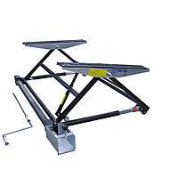 Подъемник механический, мобильный, 1500 кг  ANDRMAX, фото 1