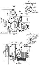 Запчасти и комплектующие насоса АВЗ-125Д