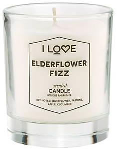 Ароматическая свеча I Love Elderflower Fizz Candle