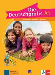 Die Deutschprofis A1 Kursbuch mit Audios und Clips online