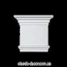 Капитель  Classic Home P145-K1, лепной декор из полиуретана.