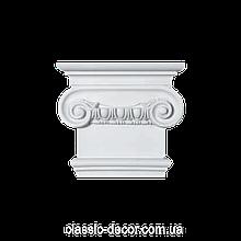 Капитель  Classic Home P145-K2, лепной декор из полиуретана.