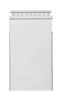 Капитель  Classic Home P145-K3, лепной декор из полиуретана., фото 2