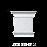 Капитель  Classic Home P145-K3, лепной декор из полиуретана., фото 4