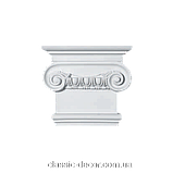 Капитель  Classic Home P145-K3, лепной декор из полиуретана., фото 6
