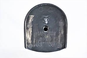 Каблук женский пластиковый Мустанг 8-09 р.35-36  h-7,7 см., фото 2