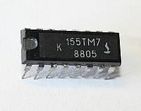 МикросхемаК155ТМ (DIP-16)