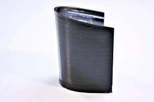 Каблук женский пластиковый 6517 р.1-3  h-6,6-7,2 см., фото 2