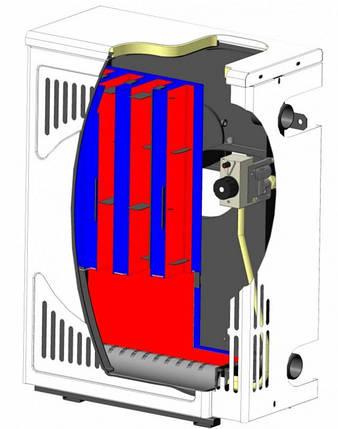 Газовый котёл МАЯК АОГВ 7ПВ (С) кВт парапетный, фото 2