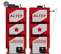 Котел твердотопливный длительного горения Альтеп Classic/Classic PLUS 12 кВт