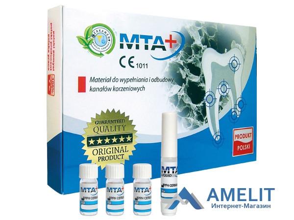 МТА+ mini (Cerkamed), порошок (3х0,14г)+рідина (1мл)