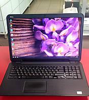 "Ноутбук Dell Inspirion 3721 17.3"" Intel Core i3 1.9 GHz 4 GB RAM 320 GB HDD Black Б/У"