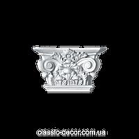 Капитель  Classic Home P170-K, лепной декор из полиуретана.