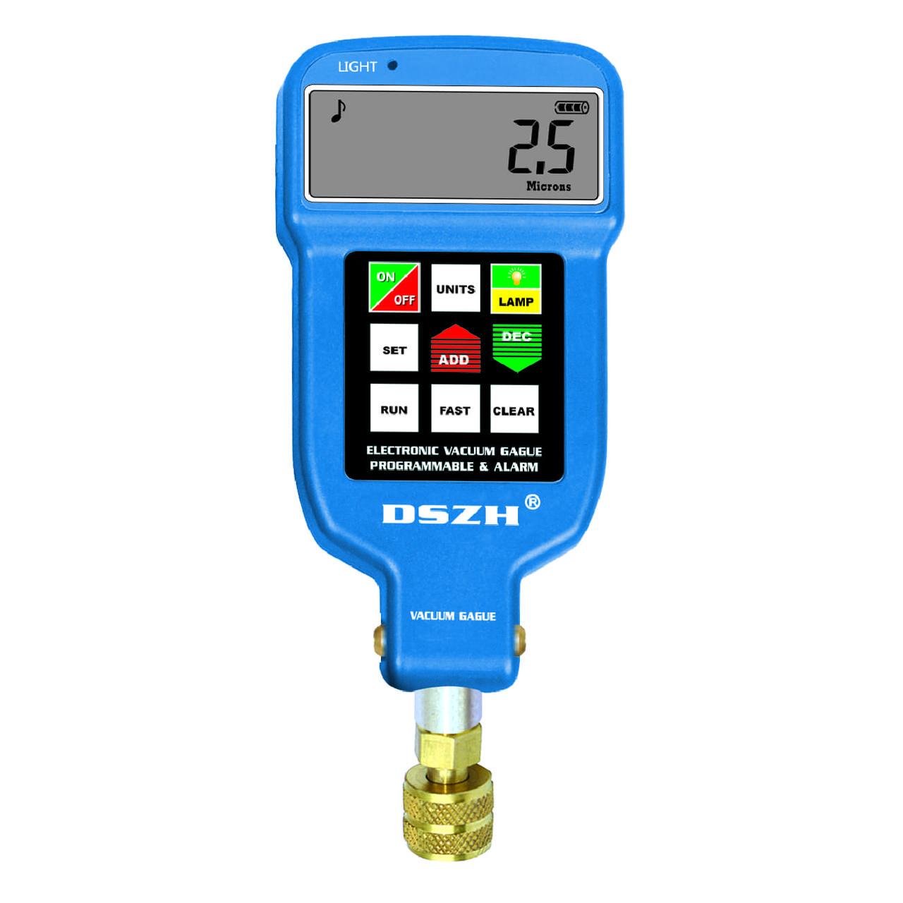 Вакуумметр цифровой Ice Loong WGW 760
