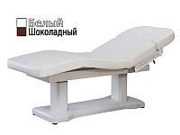 Массажный стол, Белый, Шоколадный B.S.Ukraine (3818А)