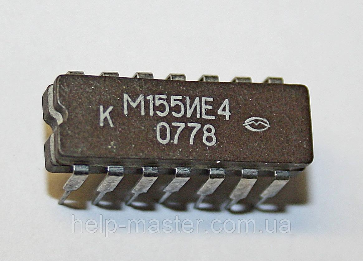 Микросхема КМ155ИЕ4 (DIP-14)
