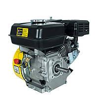Двигатель бензиновый Кентавр ДВЗ-200Б (6,5 л.с., шпонка, вал 19мм), фото 3