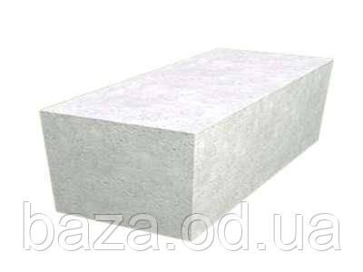 Газобетон стеновой D500  40х20х60 см
