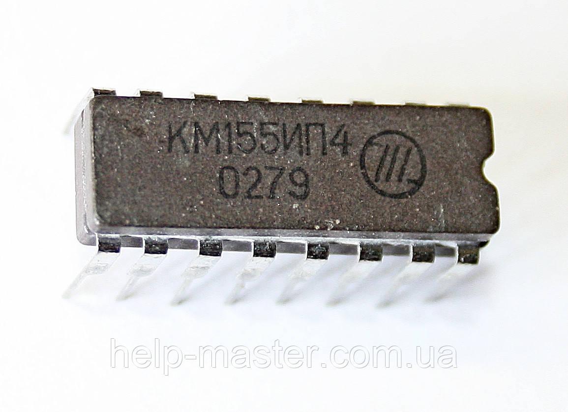 Микросхема КМ155ИП4 (DIP-16)
