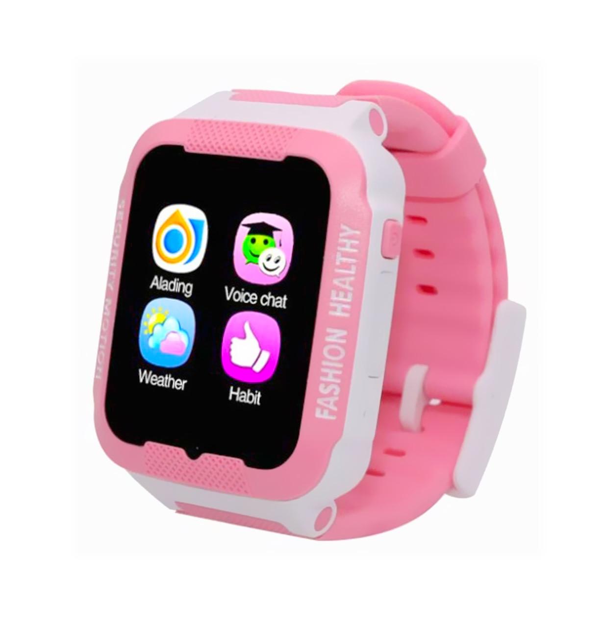 Детские часы SMART BABY WATCH C3 Pink
