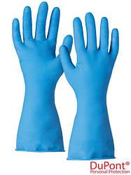 Перчатки нитриловые  рабочие TYCH-GLO-NT430 N