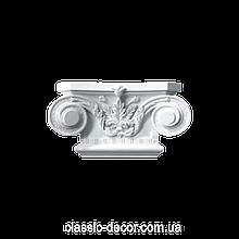 Капитель  Classic Home P198-K2, лепной декор из полиуретана.