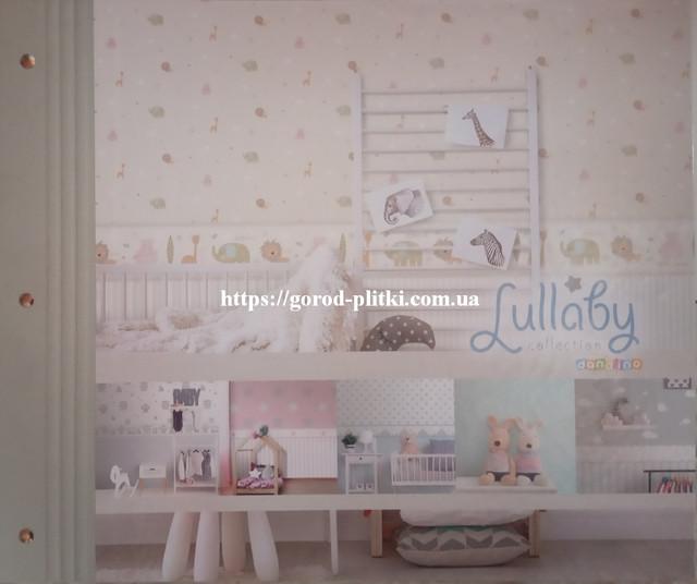"""Обои для детской комнаты ICH (Испания) - коллекция """"Lullaby"""""""