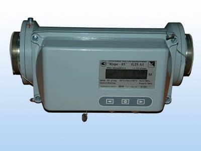 Ультразвуковий лічильник газу