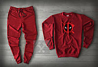Спортивный костюм мужской MR RED осенний   Комплект весенний Свитшот + штаны ТОП качества
