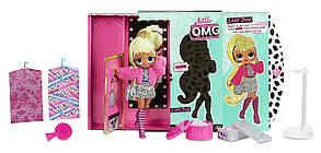 Модная кукла ЛОЛ Леди Дива L.O.L. Surprise! O.M.G. Lady Diva Fashion 20 Surprises, фото 2
