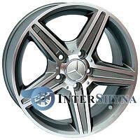 Диски литые  8.5x18 5x112 ET45 Replica Mercedes (CT1402)