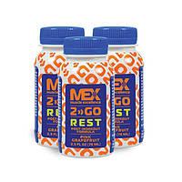Пост тренировочник MEX Nutrition Rest Shot (70 мл) pink grapefruit мекс нутришн рест шот