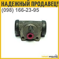 Задний тормозной цилиндр Москвич 2141 (малый диаметр с фаской) | АГАТ (Украина)