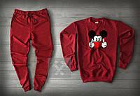 """Спортивный костюм мужской """"Mickey Mouse"""" осенний   весенний , фото 1"""