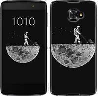 Чехол EndorPhone на Alcatel idol 4s Moon in dark 4176u-712, КОД: 934642