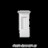Капітель Classic Home P200-D2, ліпний декор з поліуретану., фото 2