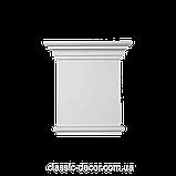 Капітель Classic Home P200-D2, ліпний декор з поліуретану., фото 4
