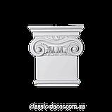 Капітель Classic Home P200-D2, ліпний декор з поліуретану., фото 5