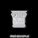 Капітель Classic Home P200-D2, ліпний декор з поліуретану., фото 6