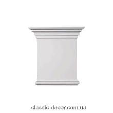 Капитель  Classic Home P200-K1, лепной декор из полиуретана.