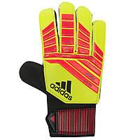Вратарские перчатки Adidas Predator Goalkeeper Gloves Junior 4 Разноцветные 83701508-R, КОД: 741817