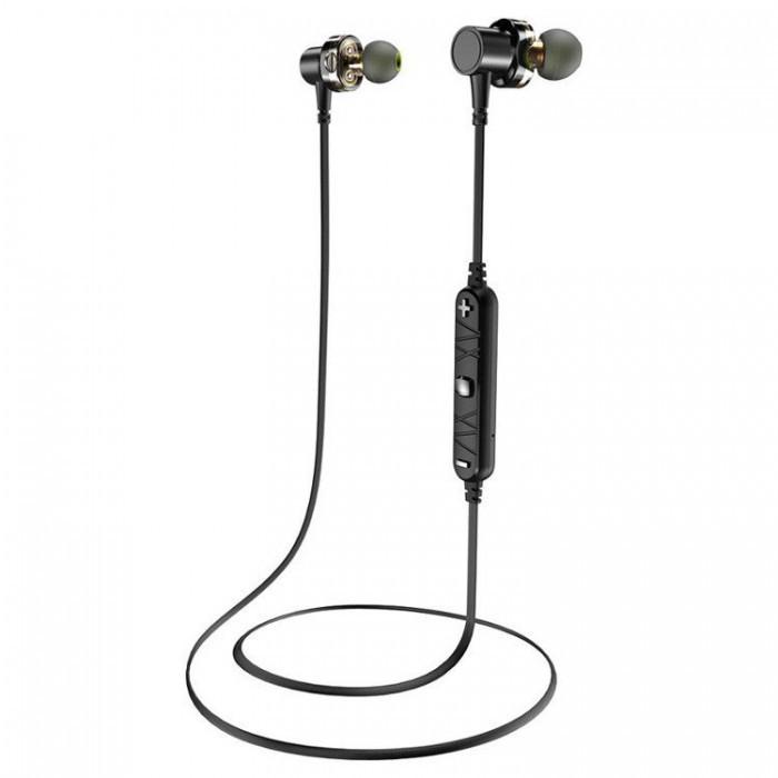 Беспроводные Bluetooth наушники Awei X660BL Чёрные