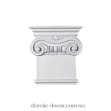 Капитель  Classic Home P200-K2, лепной декор из полиуретана.